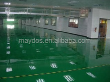 Maydos self-leveling impact resistance epoxy flooring for textile mill floor