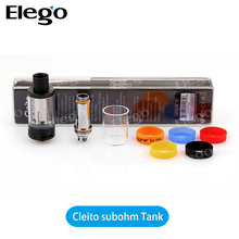 Aspire Hot selling 3.5ml tank with Elego abundant stock offer!!!