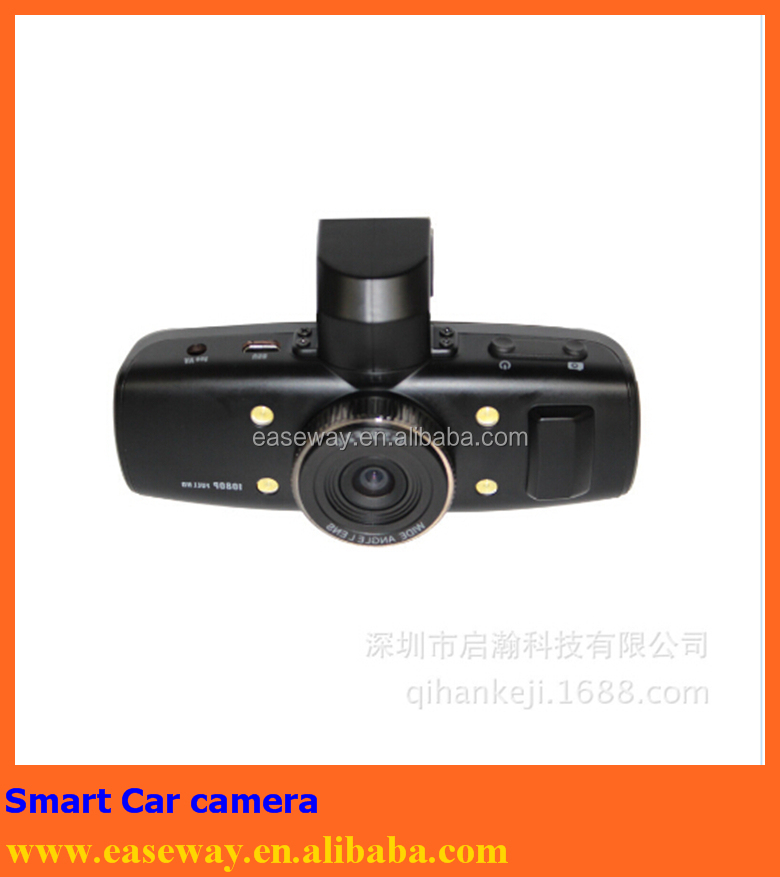 GS1000 birds eye view car camera , wholesale 1080P full HD full hd professional dual lens vehicle car camera dvr video recorder