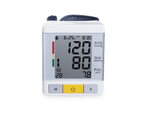 Factory Wholesale Electronic Wrist Blood Pressure Meter Manufacturer Of OEM