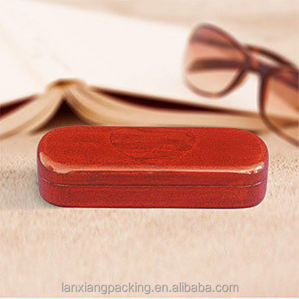 pure bamboo wood sunglasses case