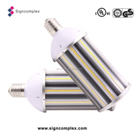 158lm/w e40 led street lamp 100W with UL TUV CE ROHS