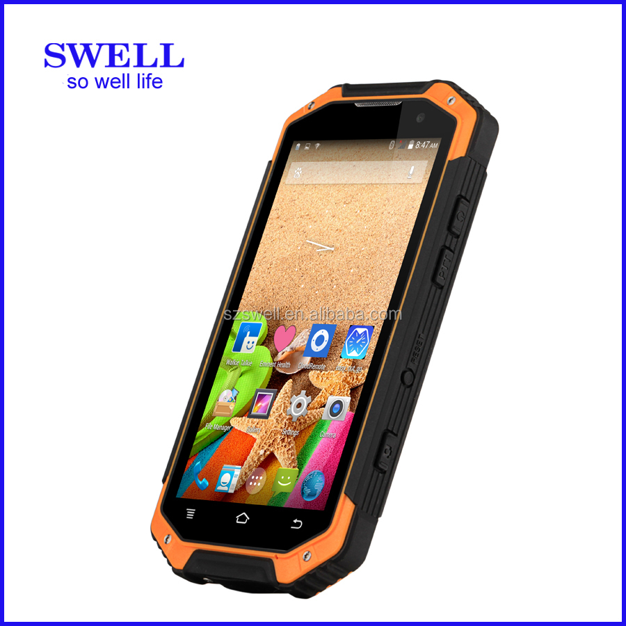 MTK6592 Phone SWELL F19 RUGGED PHONE android non camera phone