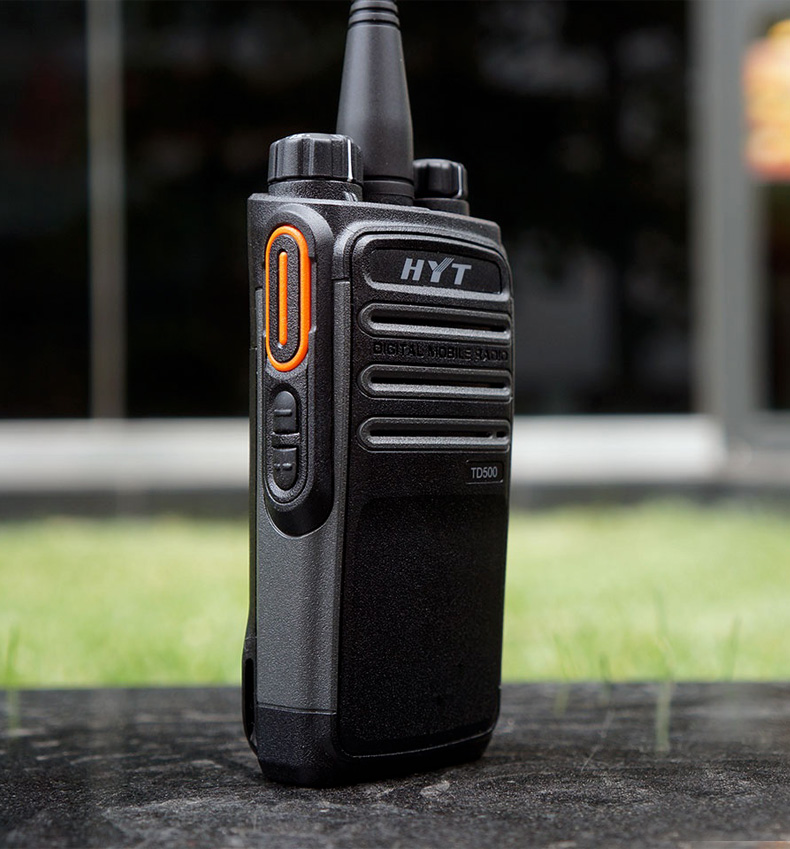 Walkie Talkie Hytera TD500 Dmr Digital Radio Walkie Talkie