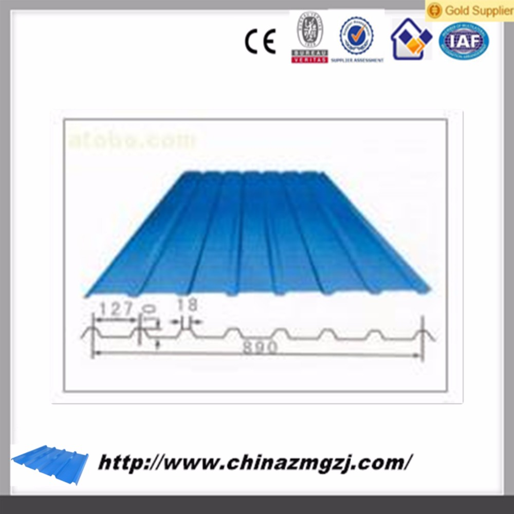 Modern design steel sheet roofing steel jewelry insul wall panels