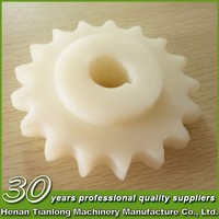 Professional plastic sprocket manufacturers used in the mechanical equipment