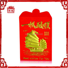 Chinese new year red packet red envelope