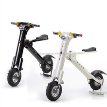 Hot sales 250w self standing 10 inch folding mini electric scooter