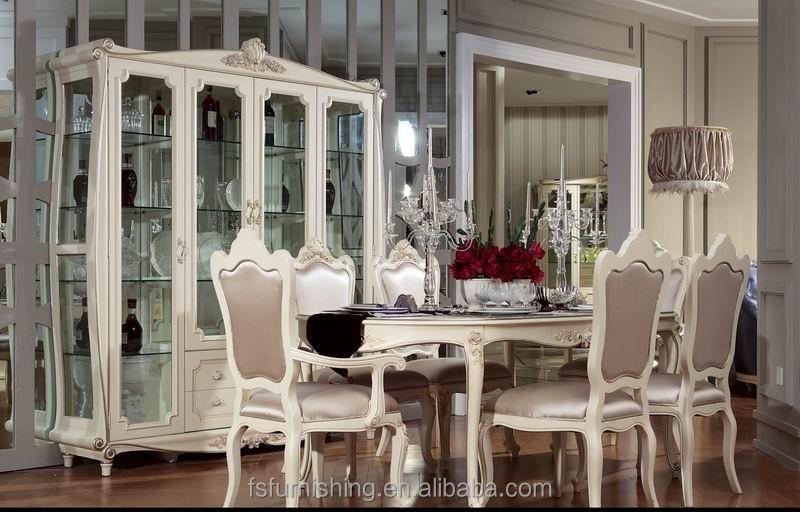 Ym053 romatic vitoria queen elegant ivory white solid wood - Sofas en vitoria ...