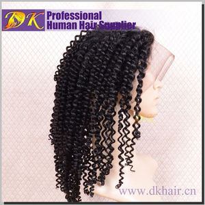 Guangzhou DK Best brazilian full lace wig,brazilian human hair wig for black women