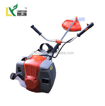 High quality 2 stroke brush cutter line trimmer 52cc 2.2kw