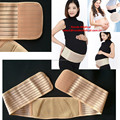 Breathable maternity support belt for pregnant