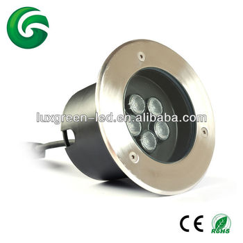 IP67 40W RGBW 4in1 inground light with 3 years warranty
