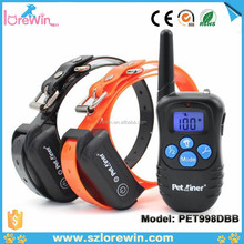 PET998DB Dog Training Collar Manufacturer, Remote Shock Collar for Small Dogs Help You Positively and Harmlessly Train Your Dog