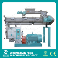 Pig Chicken Fish Animal Feed Pellet Mill/ Feed Making Machine