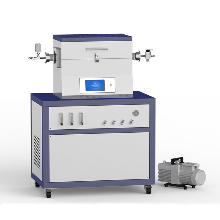 New design lab CVD coating machine for depositing polysilicon thin films
