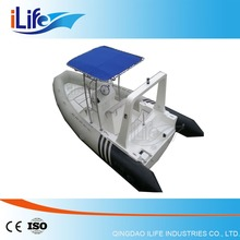 High quantity rigid inflatable boat rib 5 prerson with CE
