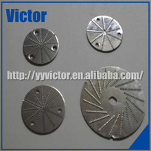 Sheet Metal Fabrication precision fabricated metals car dvd stamping product