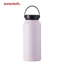 Large mouth diameter water bottle 650ml