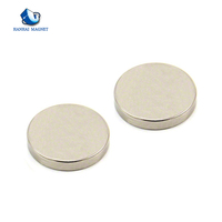 Round Neodymium Permanent Magnet For Sale