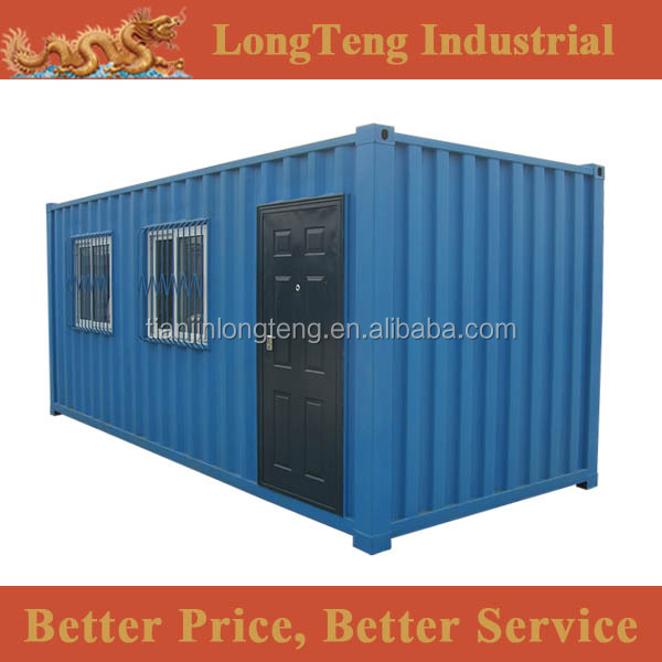 Modern design cheap 20ft 40 ft site office container price