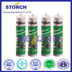 Weather-proof silicone sealant uv resistance silicone adhesive
