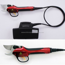 Electric tree electric scissors/electric pruner/ pole pruner for orchard and garden (forged blade)
