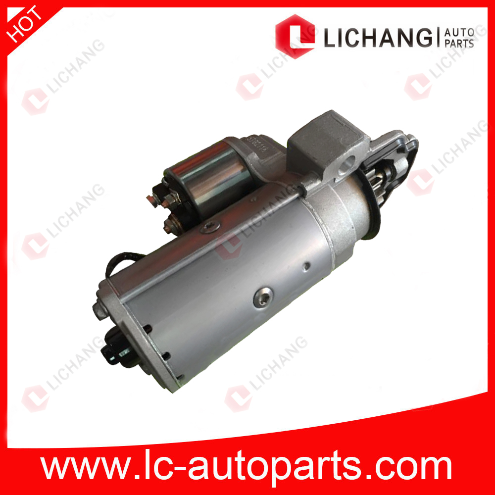 Hot sale engine auto electric starter motor used for ford transit V347 2.4L 7C19 11000 AB 1709189