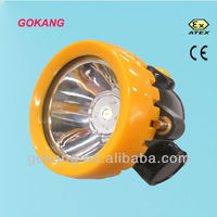 LED cordless miners caplamp,mining caplamp,ATEX certified,rechargeable