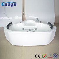 new design for hotel use outdoor whirlpool bath tub prices acrylic massage bathtub