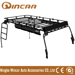 New Car Roof Luggage Basket Carrier/ Luggage Rack/ Luggage Carrier For 2/4 door 08-16 JP Wrangler with Steel or alloy material