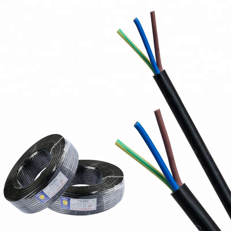 Kingmaking 60227 IEC 53(<strong>H05VV</strong>-F) 3x2.5 ElECTRICAL FLEXIBLE <strong>CABLE</strong> 100M