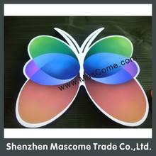 led light boxes,Like a butterfly shape,A variety of color