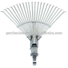 "(GD-16021H/O) 11""~18""x22T Adjustable Leaf Rake"