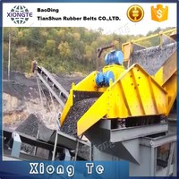 Standard Conveyor Belt For Container Loading Grain and Corn