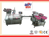 gel tube cap filling machine