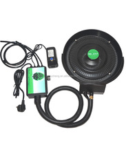 Green city misting fan sprayer ,water mist atomizer, water mist fan for outdoor cooling