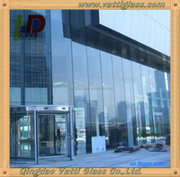 tempered glass for commercial buildings,tempered glass for oven door with CE&ISO