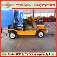 Looking for Partner to Assemble Classic Cheap Californian Mini Moke Travel Car in SKD and CKD Kits