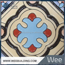 Flower pattern ceramic tile for home decorative tile