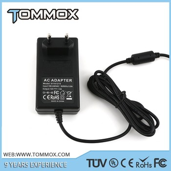 Power for MOTO XOOM MZ600 601 606 12V 1.5A charger Tablet PC