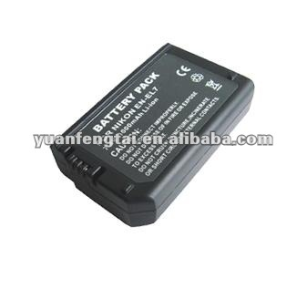 Digital Camera Battery for Nikon EN-EL7