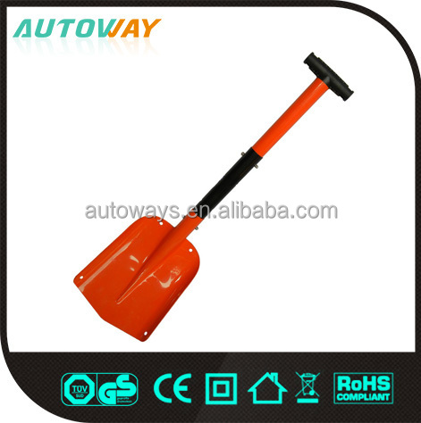High Quality Metal Heated Snow Shovel