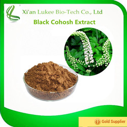 Pure natural 2.5% UV anti-cancer Black Cohosh Extract