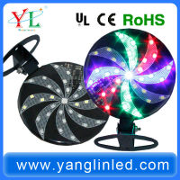 lighting colorful auto motorcycle animate flashing led motorbike decorative light