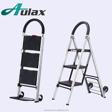 Aluminum appliance hand truck heavy duty moving dolly