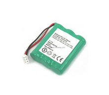 1500mah capacity AAX3 NI-MN BATTERY replacement cordless phone battery for huawei
