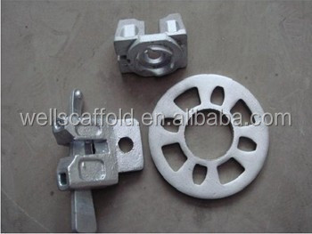 ringlock scaffold casting brace end
