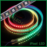 144LED DC5V APA102 IC built-in digital addressable led strip light