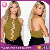 summer ladies viscose tops fashion tank tops wholesale